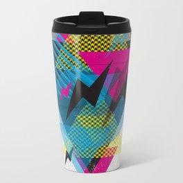 Shape Shock Metal Travel Mug