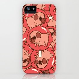 Puglie Lollipop iPhone Case