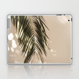tropical palm leaves vi Laptop & iPad Skin