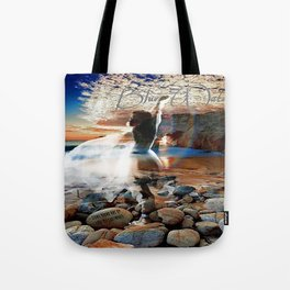 Stevie Nicks - Blue Water Tote Bag