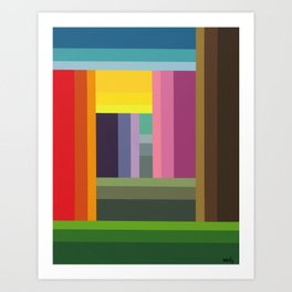"""Moment #9"" Montana Gold Spray Paint on Birch Panel 11″ x 14″ x 1.5"" *Original Sold  Art Print"