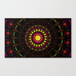 MandalaCR1 Canvas Print