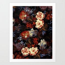 EXOTIC GARDEN - NIGHT XXIII Art Print
