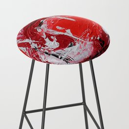 Mini Series [Red] Bar Stool
