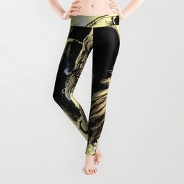 Storm Trooper Boogie Leggings
