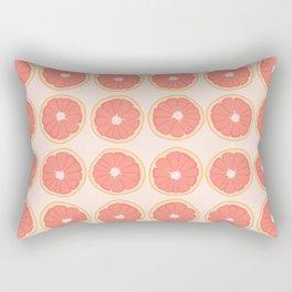 Toronjas rojas Rectangular Pillow