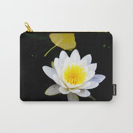 Autumn Water Lily 3 Carry-All Pouch