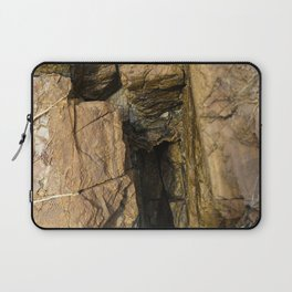 Door into the Cliff Face Laptop Sleeve