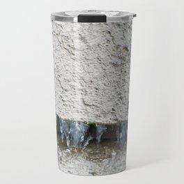 Falling Water (Chipping Sparrow) Travel Mug