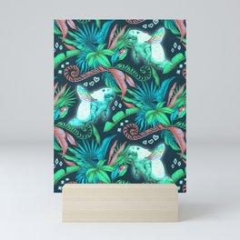 Fantastical ManaBee Garden Mini Art Print