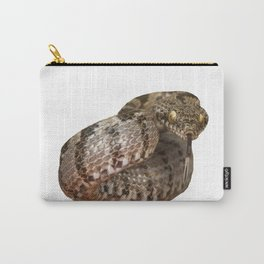 Ottoman Viper Snake Tasting The Air Carry-All Pouch