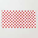 Polka Dots (Red/White) by 10813apparel