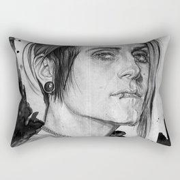 The Flame Rectangular Pillow