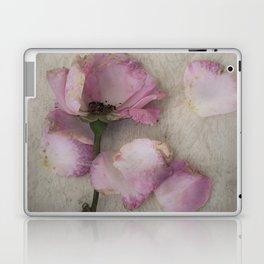 Wilted Rose Laptop & iPad Skin