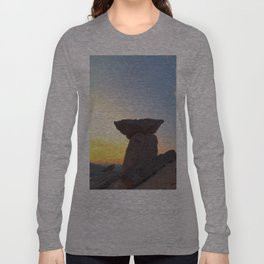 Balancing Rocks Long Sleeve T-shirt