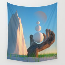 LIFTED Wall Tapestry