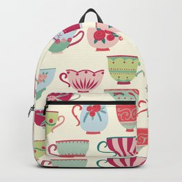 China Teacups Backpack