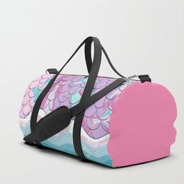 Mermaid Magic Duffle Bag