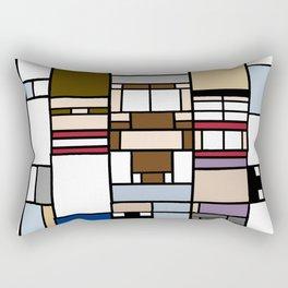 My Family and Piet Rectangular Pillow