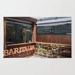 Baritalia Restaurant Rug