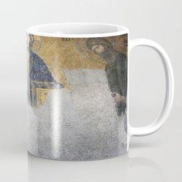The Deesis Mosiac Upper Gallery Hagia Sophia Coffee Mug