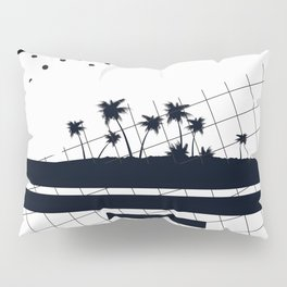 The Palms Pillow Sham