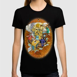 The Fantastic Craft Coffee Contraption Suite - The Fantastic Craft Coffee Contraption T-shirt