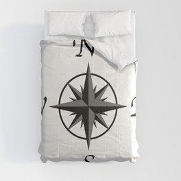 Compass Arrows Comforters