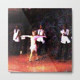 Bailar Bailar Metal Print