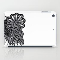 ornate elephant iPad Cases featuring Ornate  by Shivani C