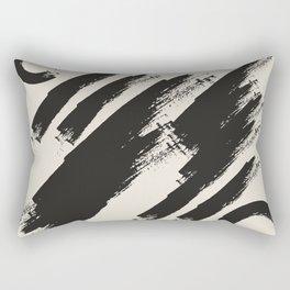 abstract drawing Rectangular Pillow
