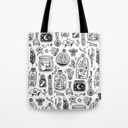 The Tiny Witch Gallery Tote Bag