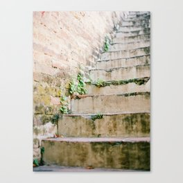 Mexican Stairway Canvas Print
