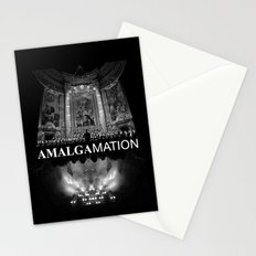 Amalgamation #4 Stationery Cards