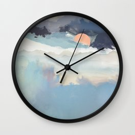 Mountain Dream Wall Clock