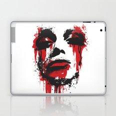 Paint Face Laptop & iPad Skin