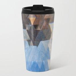 Kaleidoscopio Gotico Travel Mug
