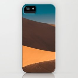 Namibia desert iPhone Case