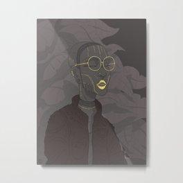 High-flyer V2 Metal Print