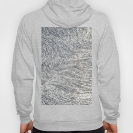Real Marble Swirl Natural Hoody