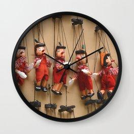 Pinocchio Pinocchio Wall Clock
