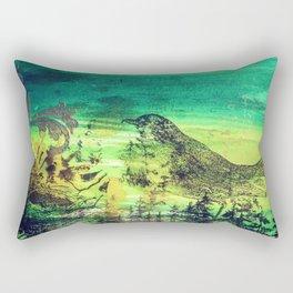 Nesting Season Rectangular Pillow