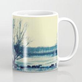 Winter  - JUSTART © Coffee Mug