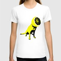 lemon T-shirts featuring lemon by Ali GULEC