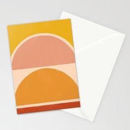 autumn sunshine 3 Stationery Cards