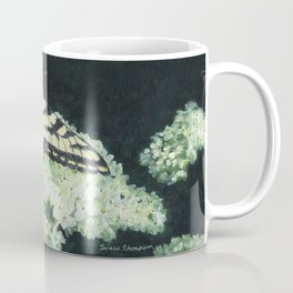 Soft Landing by Teresa Thompson Coffee Mug