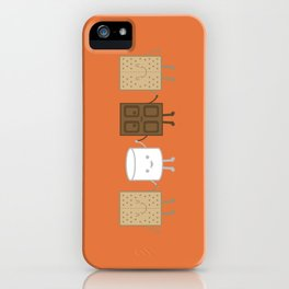 Life is S'more Fun Together iPhone Case