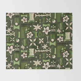 Rotuma Throw Blanket