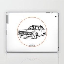 Crazy Car Art 0112 Laptop & iPad Skin