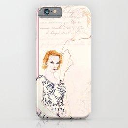 Joan Holloway iPhone Case